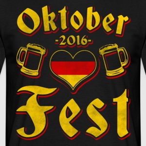 Oktoberfest 2016 clothing - Men's T-Shirt