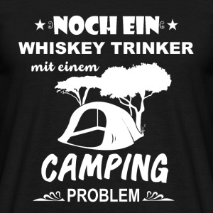 Camping Camper drinkers - Men's T-Shirt