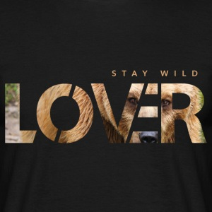 Stay Wild Lover - Men's T-Shirt