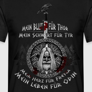 The Age of Odin! - Herre-T-shirt
