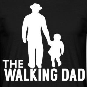 The Walking Dad - Alarme Zombie - - T-shirt Homme