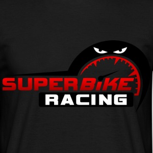 superbike course - T-shirt Homme