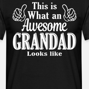 This is what awesome Grandad looks like