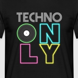 TECHNO PARTY - Herre-T-shirt