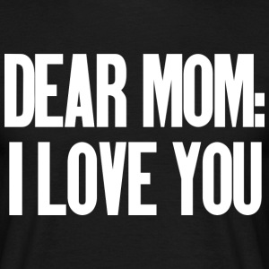 Dear Mom I Love You (dark)