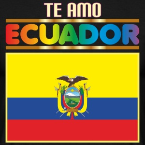 I LOVE YOU ECUADOR - Men's T-Shirt