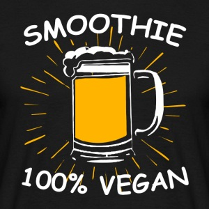 Beer Smoothie - Men's T-Shirt