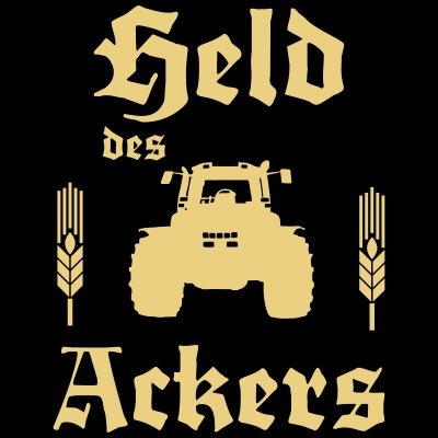 Held des Ackers Trecker