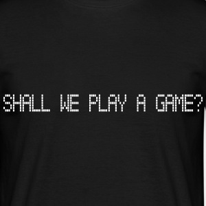 Shall we play a game? (Wargames)