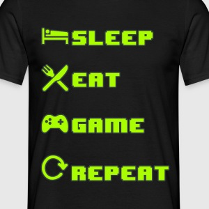 Gamer's Cycles - Men's T-Shirt