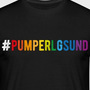 #pumperlgsund - Men's T-Shirt