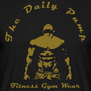 The Daily Pump - Männer T-Shirt