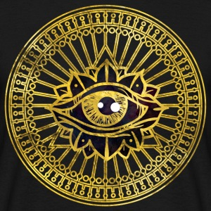 All Seeing Mystic Eye Gold