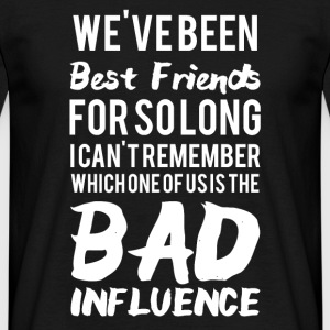 Beste Freunde: We´ve been Best Friends for so long - Männer T-Shirt