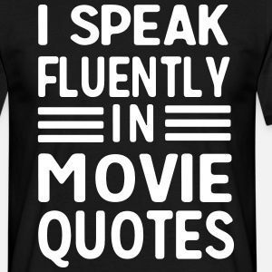 I speak fluently in movie quotes