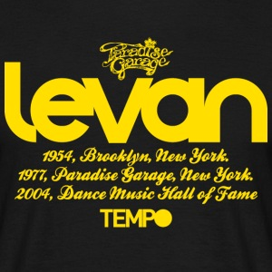 Levan Paradise Garage in Yellow