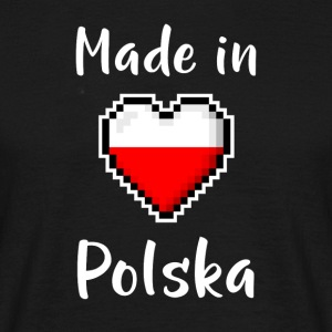 Made in Polska - Männer T-Shirt