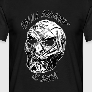 skull-mummie - Men's T-Shirt