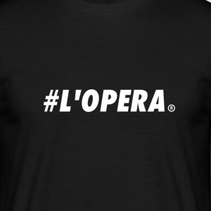 OPERA WHITE EDITION ORIGINALS NEW BRAND - Maglietta da uomo