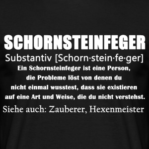 Sotare Defitition Shirt - T-shirt herr