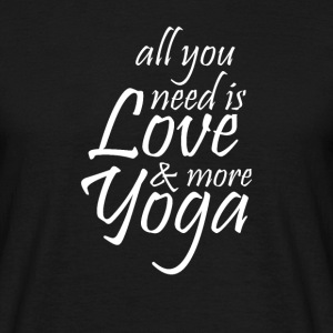 All you need is Love & more yoga, gift