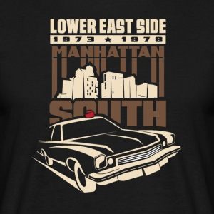 Manhattan South - T-shirt herr