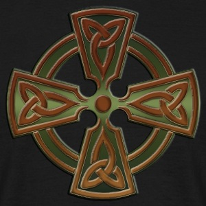 Green Four Triquetra Cross.png