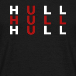 Hull United Kingdom Flag Shirt - Hull T-Shirt - Männer T-Shirt