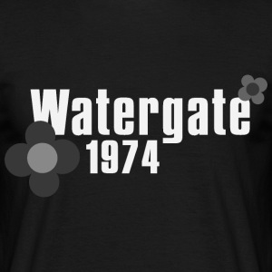 watergate 1974 pc - T-shirt Homme