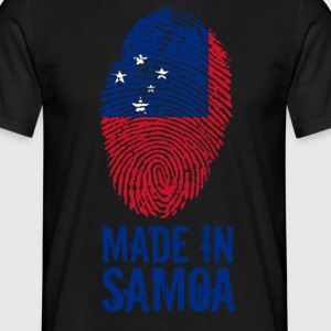 Made in Samoa - Herre-T-shirt