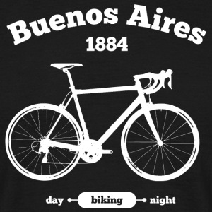 Cykel Buenos Aires - T-shirt herr