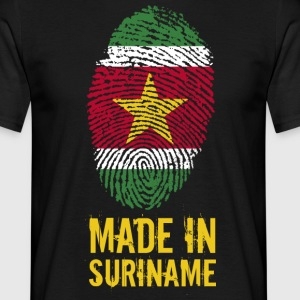Made In Surinam / Surinam / sranan - Herre-T-shirt