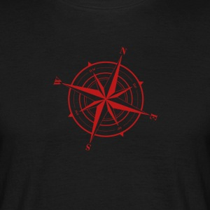 Northrend Compass North East - Herre-T-shirt