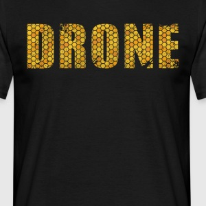 Drone in design / gift. Order here. - Men's T-Shirt