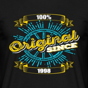 Original since 1998 - Männer T-Shirt