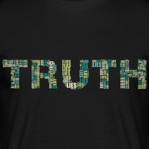 TRUTH OR LIES ? - T-shirt Homme