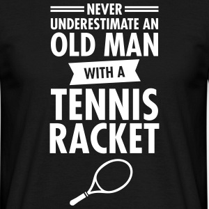 Old Man - Tennis