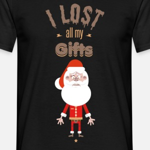 i lost all my gifts