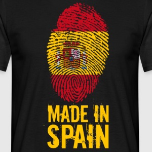 Made In Spain / Spanien / España - Männer T-Shirt