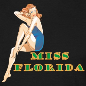 B-17 MISS FLORIDA - Men's T-Shirt