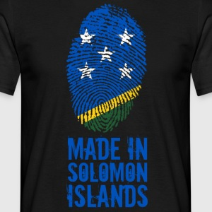 Made In Salomonsaaret / Solomon Islands Salomonsaaret - Miesten t-paita