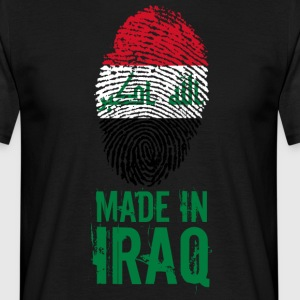Made in Iraq / Gemacht in Irak العراق - Männer T-Shirt