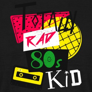 Totalement Rad 80 Kid - T-shirt Homme