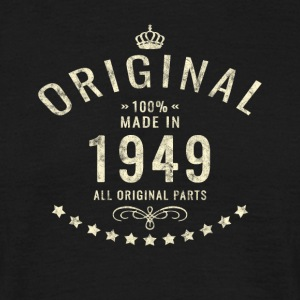 Vintage used Original Made in 1949 Bday gift - Men's T-Shirt