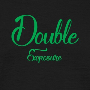 Double exposition - T-shirt Homme