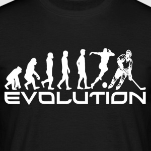 EVOLUTION EISHOCKEY - Männer T-Shirt
