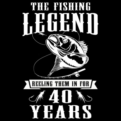 The Fishing Legend Reeling Them In For 40 Years