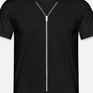 Zipper, zipper, zipper, zip, unzip, zip t-shirt, zipper t-shirt
