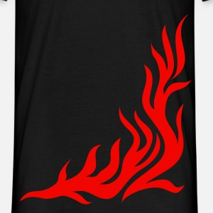 fuoco, flame/ T-shirt, fire,vector, can be combined with flame / pants