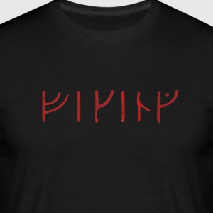 Viking rune - Herre-T-shirt